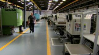Bangor based Denroy manufacture plastic goods