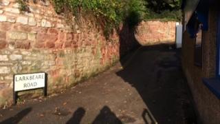 Larkbeare Road