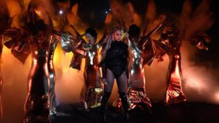 Beyonce Knowles katika tuzo za MTV