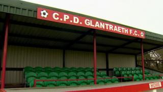 Glantraeth stand