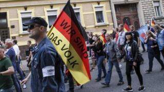 مظاهرة ألمانيا