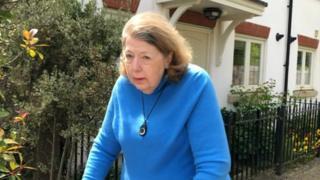 Judy, homeowner