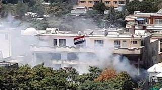 سفارت عراق در منطقه شهر نو کابل در مرکز شهر کابل قرار دارد