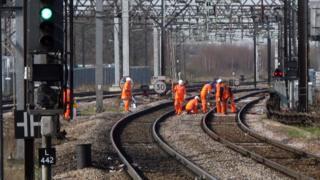Railway maintenance