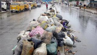 Doti for Lagos road