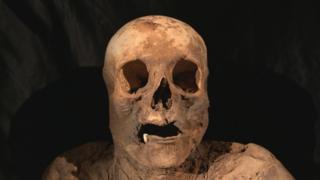 базельская мумия