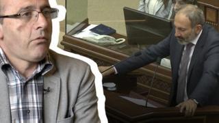 Друг Николы Пашиняна Артур Сакунц рассказал о том, как живет новый премьер-министр Армении.