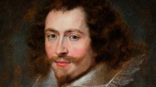 Buckingham Dükü portresi restore edildi