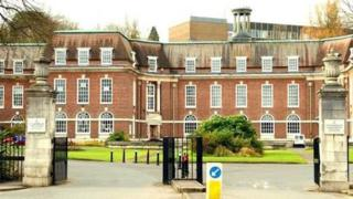 The event takes place at Stranmillis College in Belfast