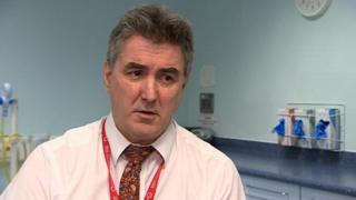 Consultant Andrew Sidebottom