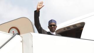 Muhammadu Buhari zai yi hutun kwana goma daga 3 ga watan Agusta