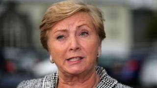 Irish justice minister Frances Fitzgerald commissioned the fresh assessment of the Provisional IRA in the Republic of Ireland
