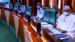 Buhari security council meeting must find solution for dis four national challenge