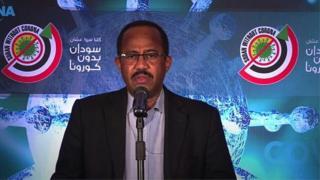 وزير الصحة السوداني أكرم علي التوم
