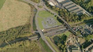 Plans for Ilkeston Station