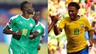Le Brésil joue deux matches amicaux contre le Sénégal et le Nigeria.