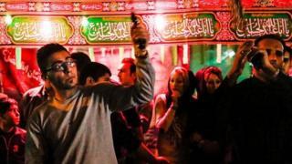 مراسم عزاداری محرم در ایران