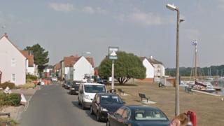 Rowhedge, Essex