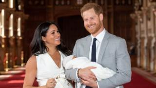 Duke and Duchess of Sussex to begin Africa tour with baby Archie