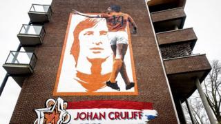 Johan Cruyff resmi