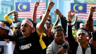 Malaysia, Myanmar, Rohingya