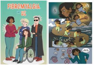 Fibromyalgia and us comic