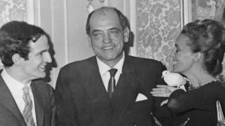 Retrato de Luis Buñuel