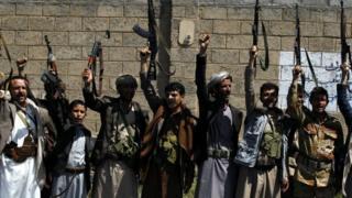 شورشیان حوثی یمن