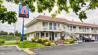 Hotel de la cadena Motel 6