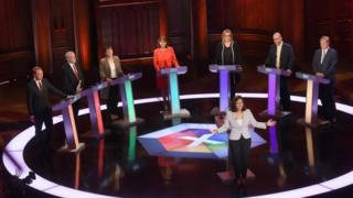 BBC general election TV debate