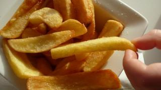 File image of chips