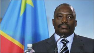 Prezida Kabila ari ku butegetsi kuva mu 2001