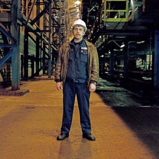 Mike Tarr, Projects Engineer, 29 years at the Works