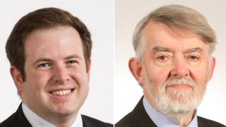 MPs Stephen Doughty and Paul Flynn