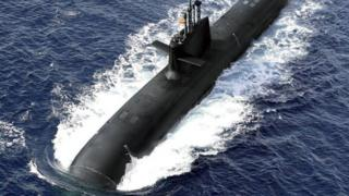 S80 denizaltısı
