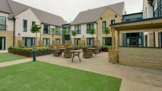 Millers Grange care home
