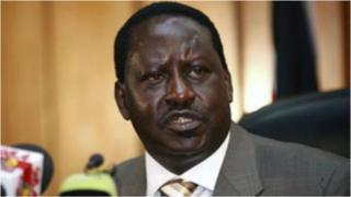 M. Odinga s'est retiré du vote, il envisage toutefois y prendre part si ses préoccupations sont prises en compte.