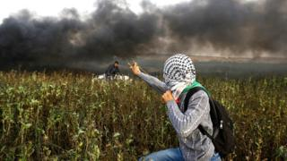 Isiraheli ivuga ko Hamas ihimiriza abantu kugaba ibitero