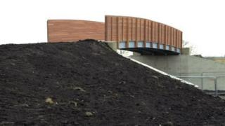 New bridge at Wicken Fen
