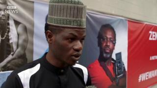 Nigeria photographer Emmanuel Oyeleke