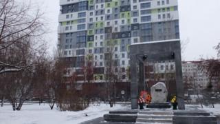 Мемориал жертвам сталинских репрессий, Новосибирск