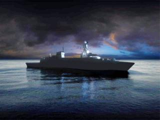 Type 31e frigate