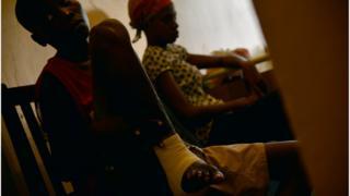 Masu fama da cutar sickle cell anaemia a DR Congo