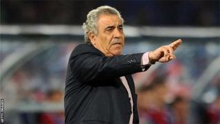 Faouzi Benzarti a été trois fois sélectionneur de l'équipe nationale tunisienne.