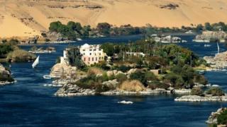 دریائے نیل پر ڈیم