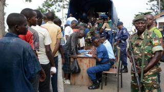 Abakekwa kuba abarwanyi b'Abarundi, barungitse n'igihugu ca Republika Iharanira Demokrasi ya Kongo