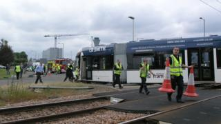 bus/tramcrash