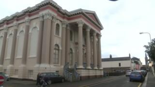 Jersey Lodge in St Helier