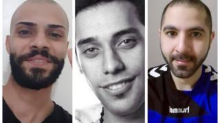 مفيد ال علوان ومحمد ال زايد و خليل ال مسلم
