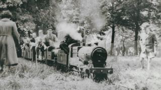 Watford Miniature Railway